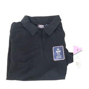 IZOD Short Sleeve Performance Polo Size 10/12 M